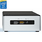 ���� ���� Intel� NUC i3-5010U 2.1GHZ Kit BOXNUC5I3RYH